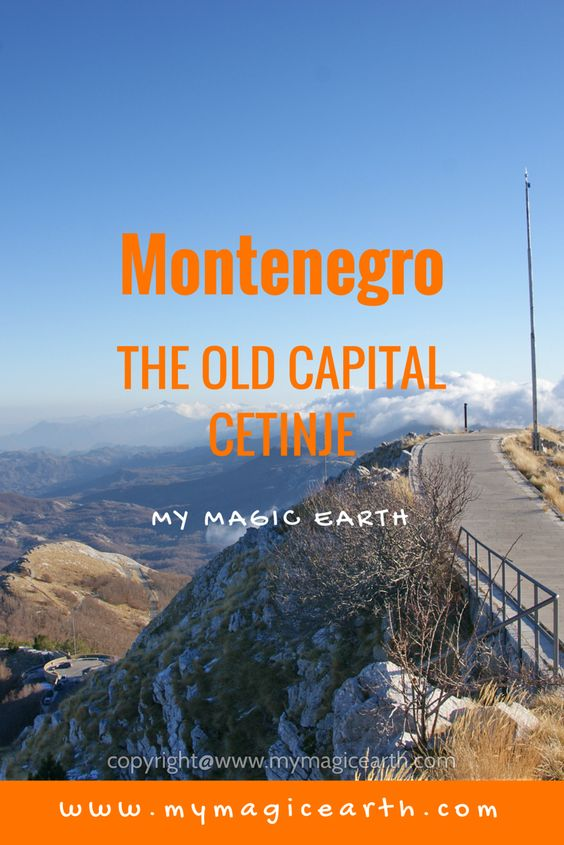 Cetinje is the old capital of Montenegro and a remote town at the foot of national park. #montenegro #europe #mountain #destination #lovcen #adventure #capital #city #cetinje #capital #lovcen #adventures #traveltips #balkan #travelblog #places #travellife