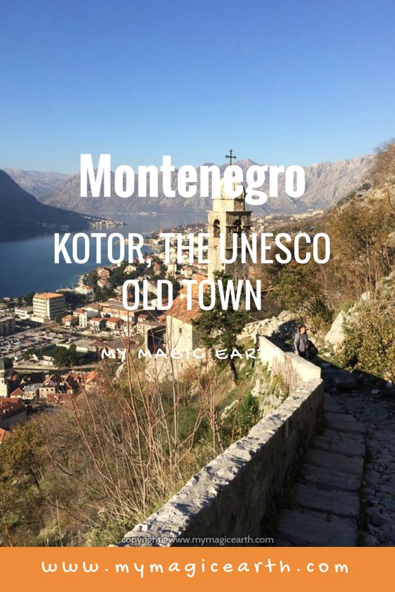 Kotor, an UNESCO old town is the top destination in Montenegro. #montenegro #europe #mountain #destination #adventure #capital #city #adventuretime #traveltips #travelblog #places #travellife #unesco #kotor Less