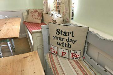 Cozy Corner in Henry's