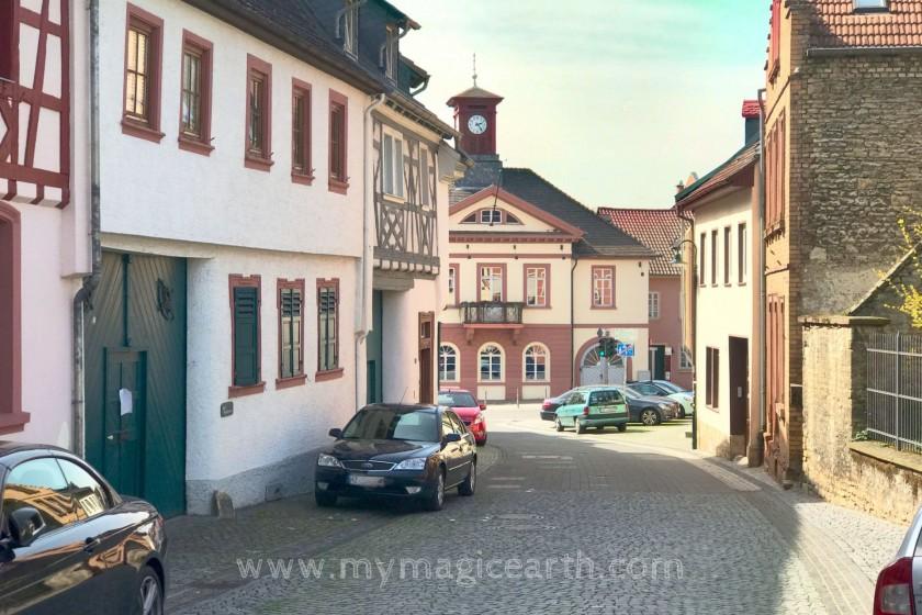 Street view of Ingelheim am Rhein