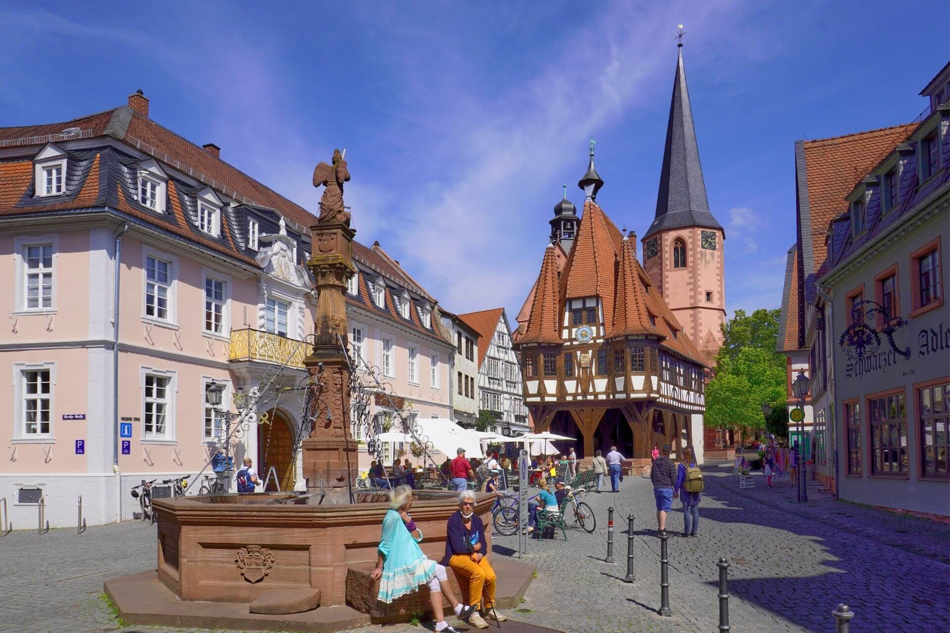 Michelstadt, a Hidden Gem in Germany's Odenwald - My Magic Earth