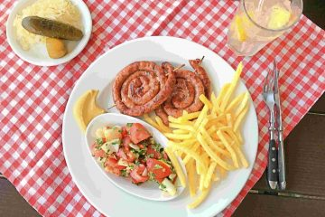 Polish Goat Sausage