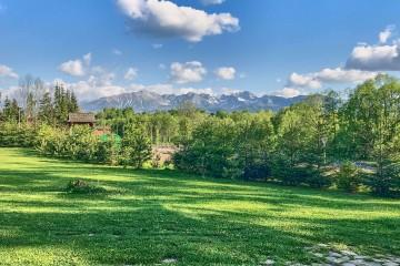 View of Tatra Mountains, Poland