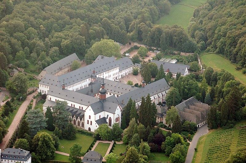 Monastery Eberbach, Germany