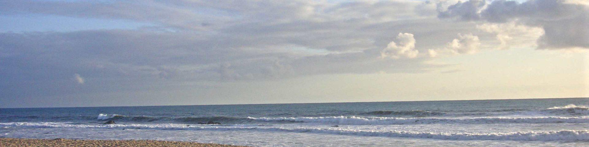 Beach near Vila do Conde, Porto