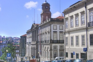 Palácio da Bolsa, the former stock exchange in Porto