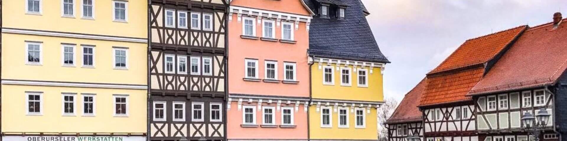 Day trips from Frankfurt am Main