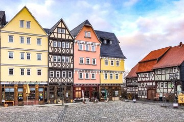 Day trips from Frankfurt am Main