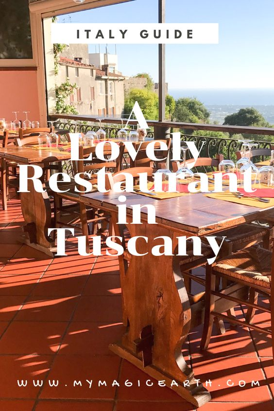 The restaurant Le Tre Terrazze is the only public business in the small hilltop #village  #Monteggiori.   #restaurant #visittuscany #italy #italia #tuscany #tuscana #europe #adventure #adventuretime #travel #town #tourist #trips #holidays #Itineraries  #Itinerary #travelblog