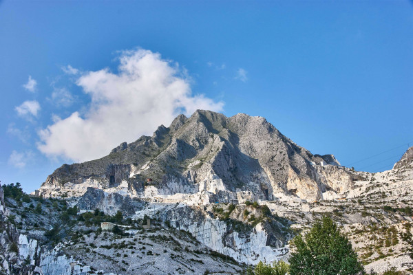 more photos of the marble mountains