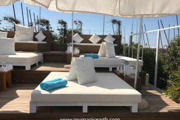 Sun Bed from Nikki Beach Club