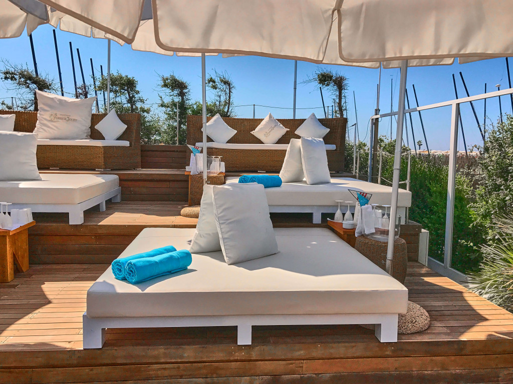 Sun Bed from Nikki Beach Club