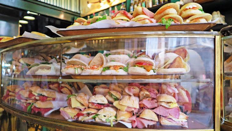 Paninoteca in Italy (source credit)