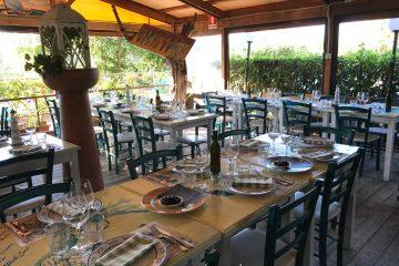 San Martino Pesceria Osteria Pizzeria along Chianti Route, Tuscany