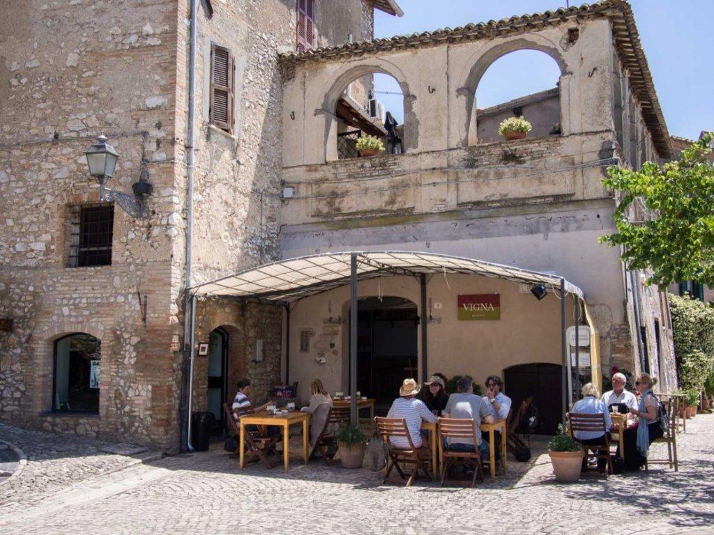 Osteria Vigna in Casperia (source credit)