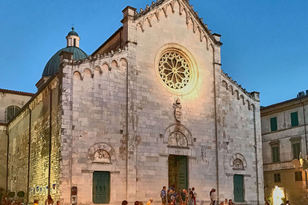 The Catherdral of San Martino