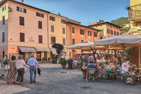 Restaurants in Pietrasanta, Italy