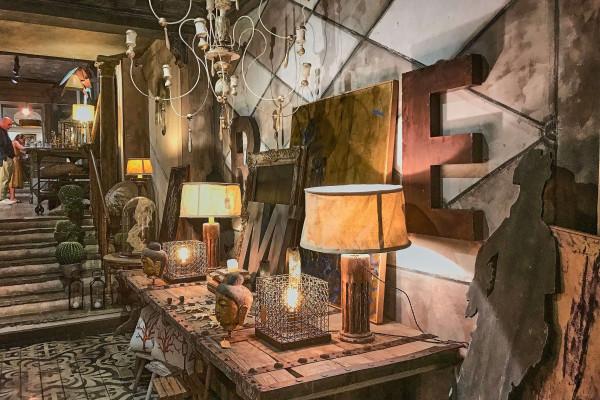 A gallery for home design,Designer's Shop in Pietrasanta, Italy