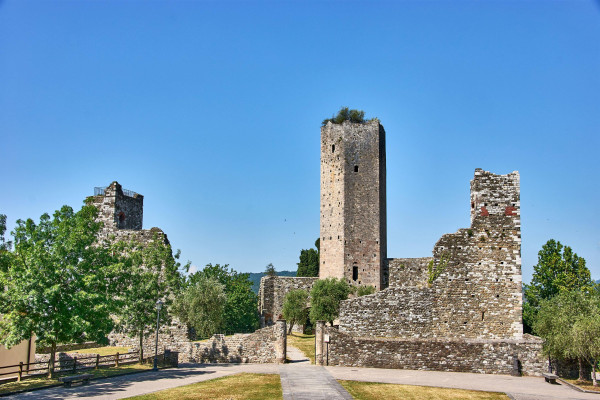 Rocca Nuova fortress