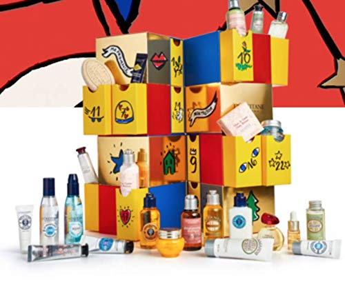 Loccitane Luxury Beauty Advent Calendar 2018