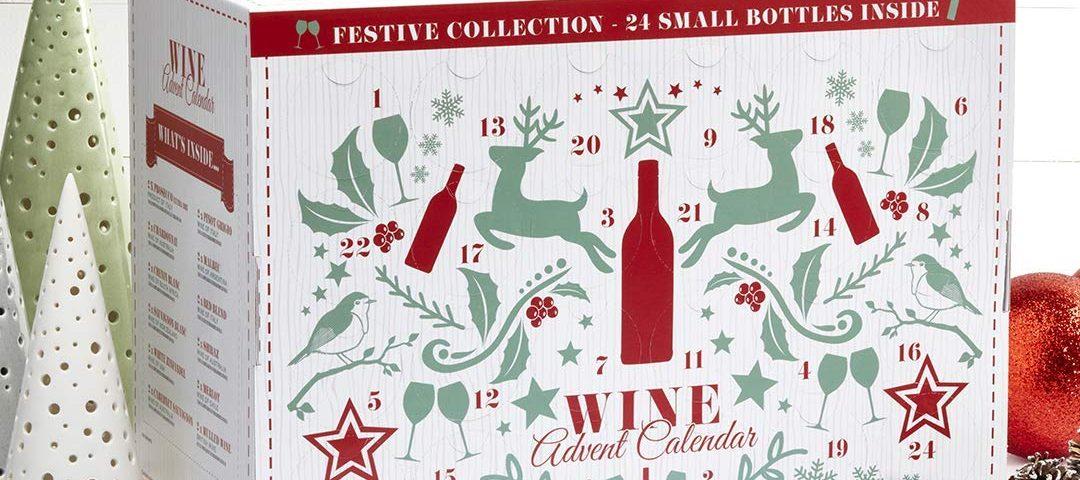 Christmas Wine and Prosecco Advent Calendar