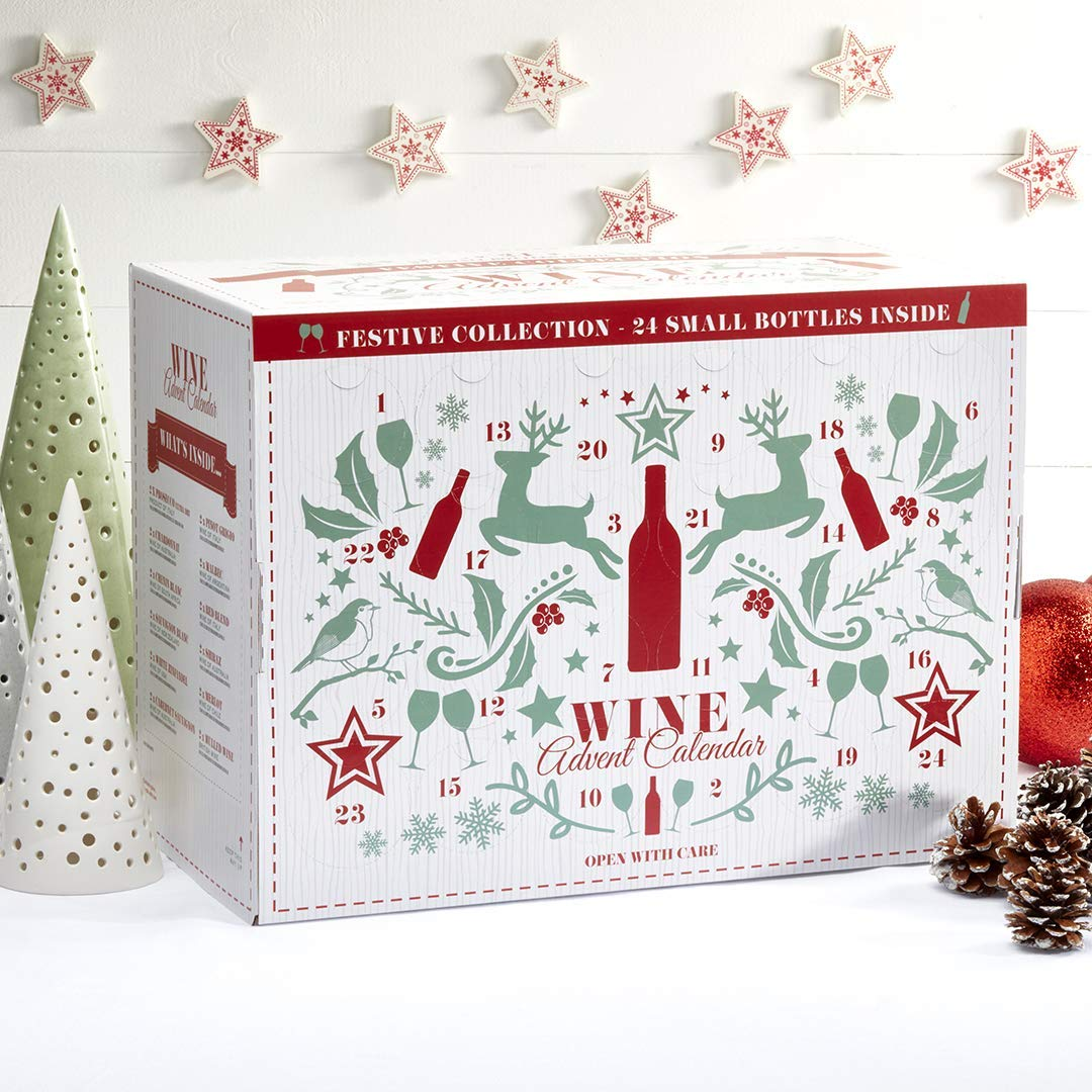 Christmas Wine and Prosecco Advent Calendar