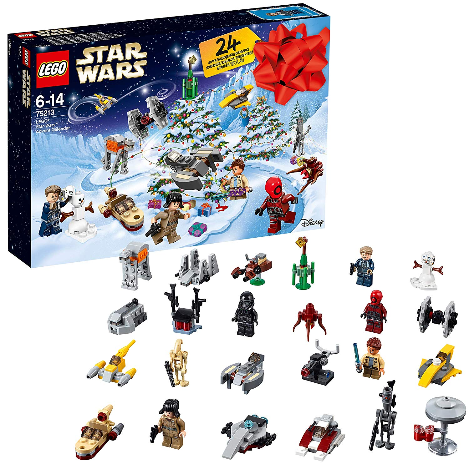 LEGO Star Wars 2018 Advent Calendar 75213