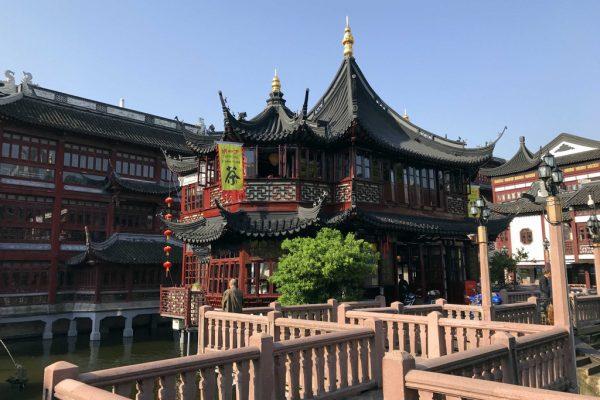 Huxin Pavilion (湖心亭茶楼)