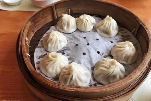 Nanxiang Steamed Buns