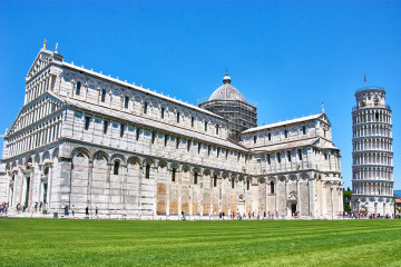 Day trip from Pisa, Tuscany Italy