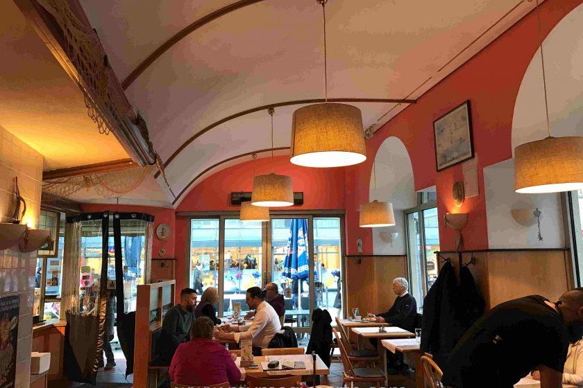 Braun Fish Restaurant in Frankfurt am Main
