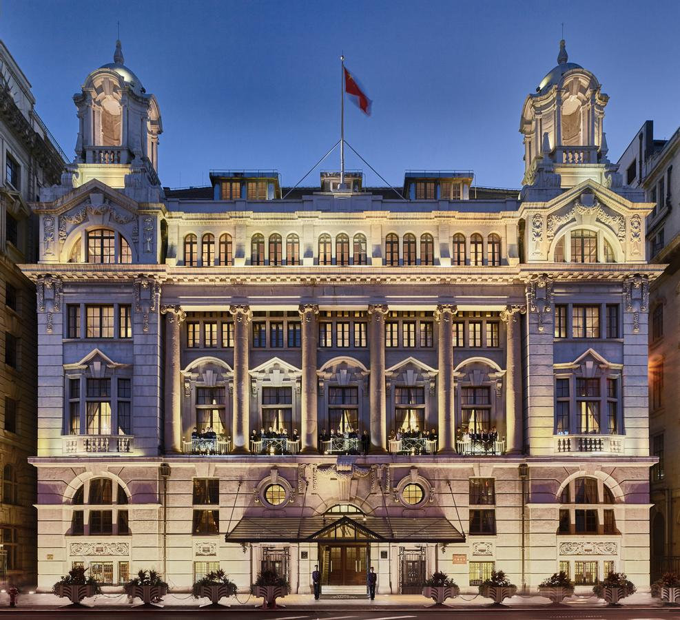 Waldorf Astoria Shanghai on the Bund (上海外滩华尔道夫酒店)