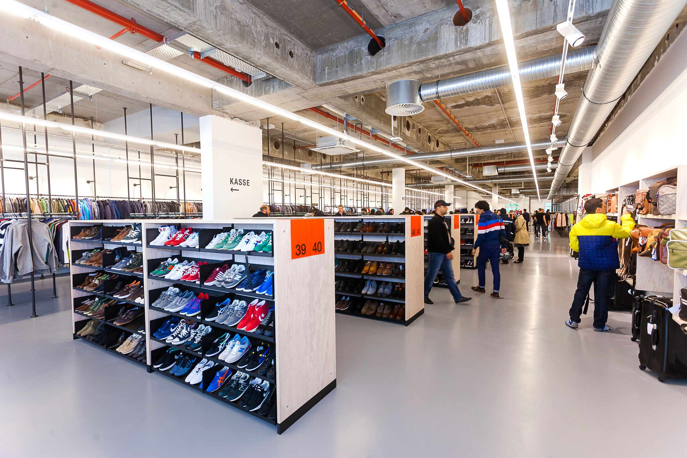 Zalando Outlet in Frankfurt
