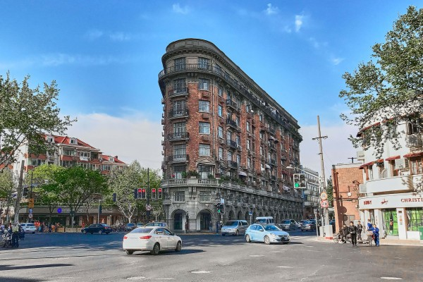 The Normandie Apartments (Wukang Mansion)