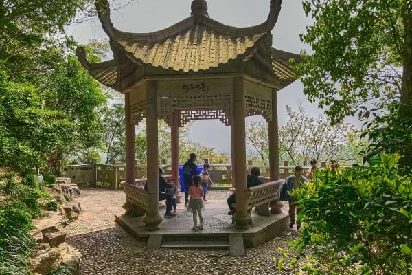 Baishishan Pavilion