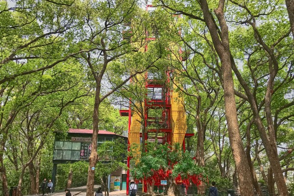 22.4-meter-high Fire Brigade Tower