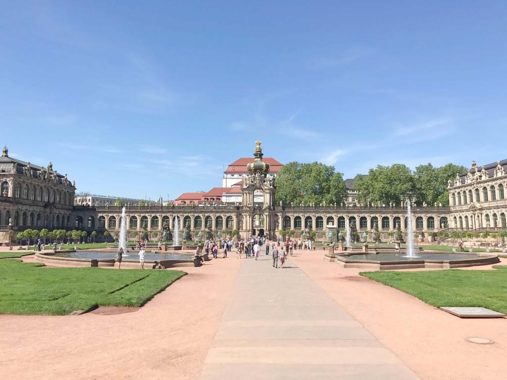weekend in Dresden