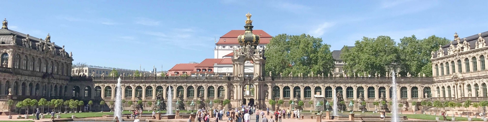 weekend in Dresden