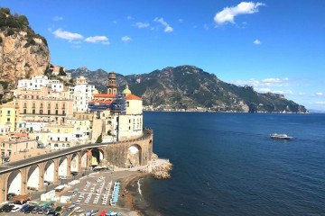 Atrani on Amalfi Coast