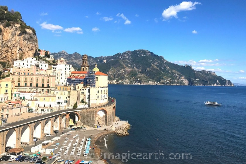 hiking trail in Atrani; Things to do in Atrani;amalfi coast itinerary