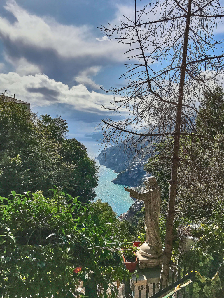 The Path of the Gods, Nocelle, Positano