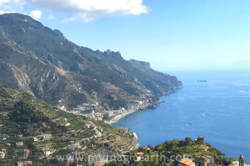 Minori; Things to do in Ravello; Ravello walking tour;Italy