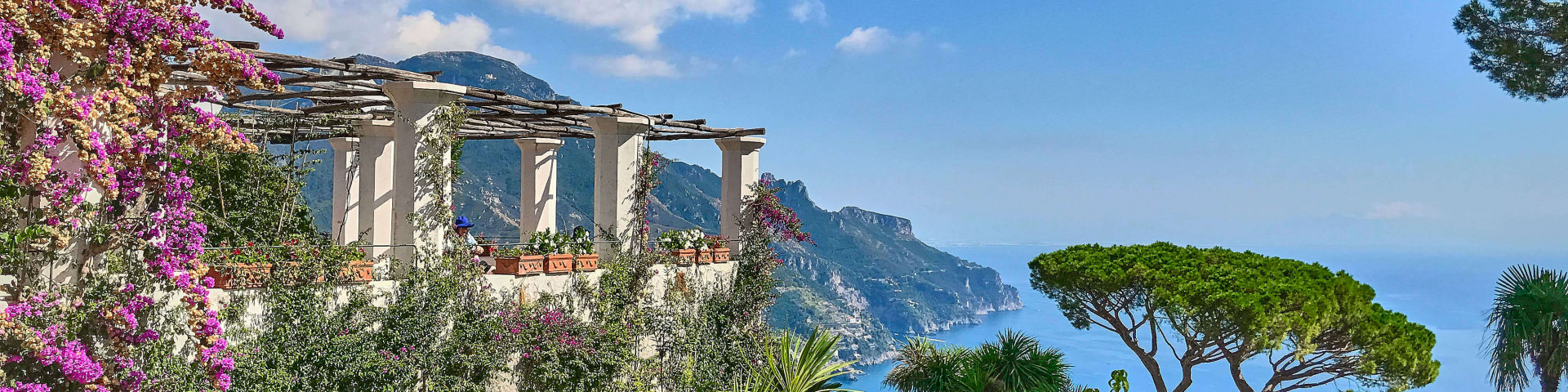 Terrace of Villa Rufolo