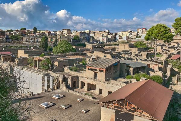Herculaneum archaeological park
