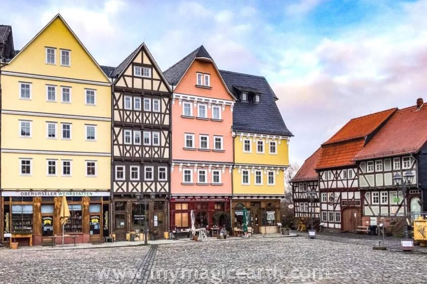 Day Trips from frankfurt am Main, Germany