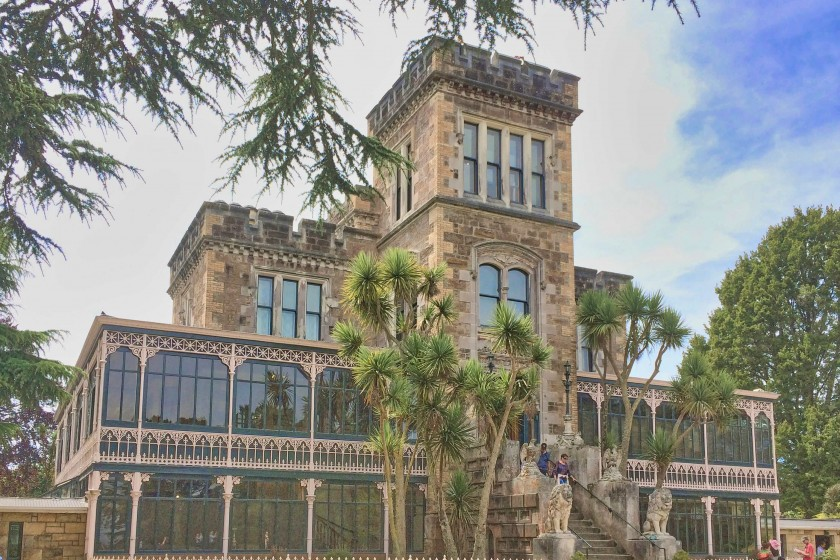 Scottish Larnach Castle, Dunedin