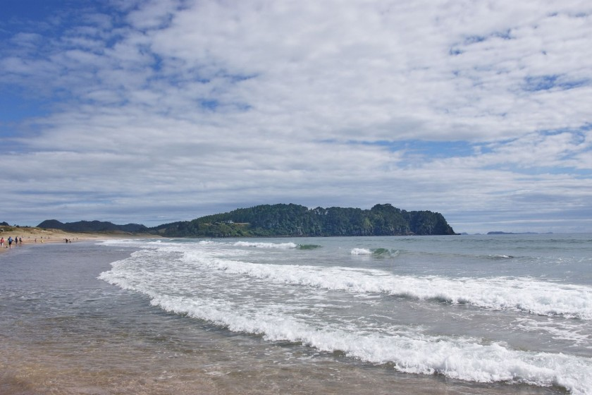 Hot Water Beach, Coromandel Peninsular