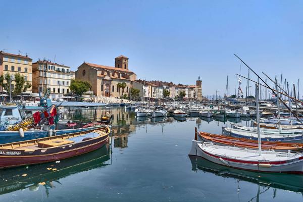 La Ciotat, France; Southern Provence Itinerary