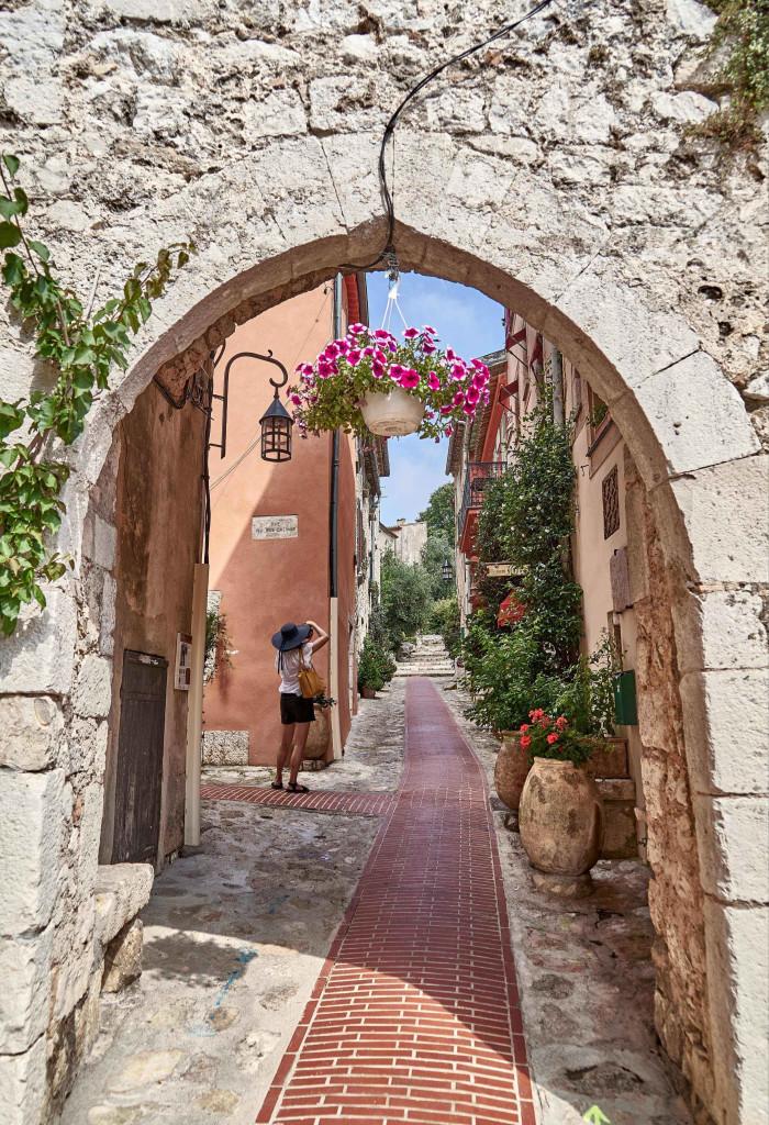 La Turbie; Southern Provence Itinerary