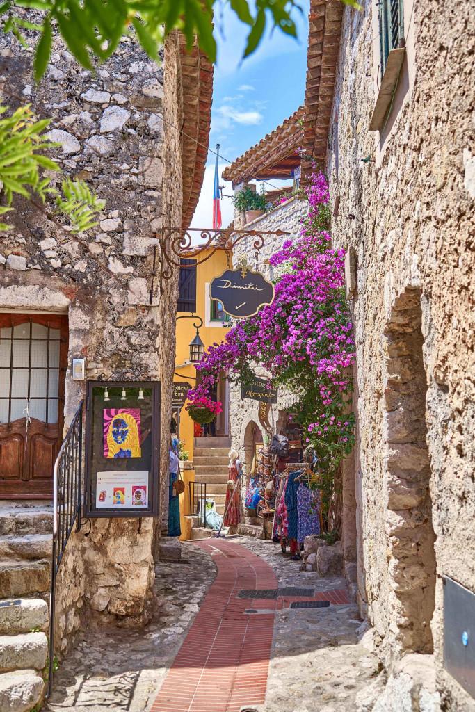 Ez Village; Southern Provence Itinerary